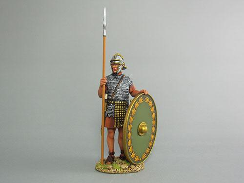 Early Imperial Romans: Auxiliary Cavalry with Spears