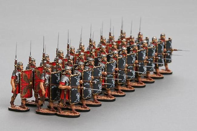 Hobby Bunker - Thomas Gunn Miniatures -  February Releases