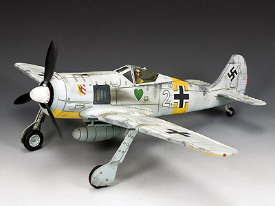 Hobby Bunker - German Focke-Wulf 190A-4