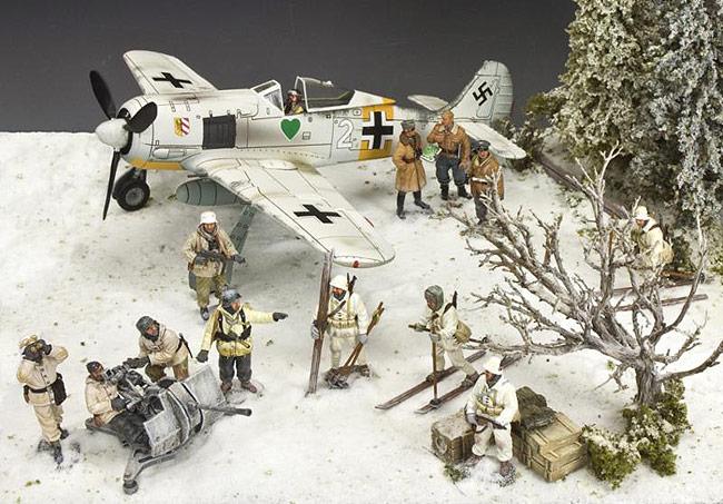 Hobby Bunker-New Focke Wulf
