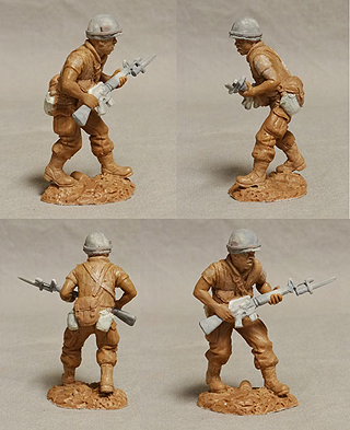 Hobby-Bunker-TSSD-Vietnam plastic figures