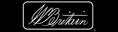 Hobby-Bunker-W.Britains logo