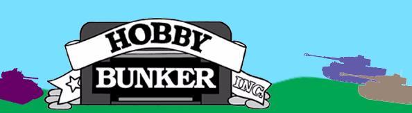 Hobby Bunker - logo
